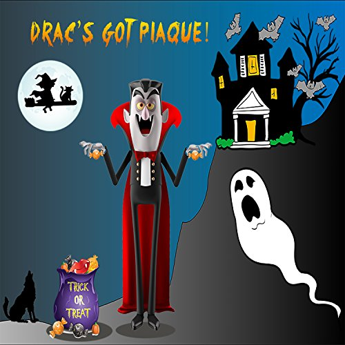 Drac's Got Plaque (The Halloween Toothbrush Song)
