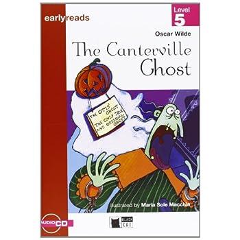 THE CANTERVILLE GHOST. Avec cassette audio