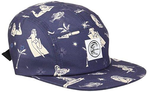 O'Neill Herren Seacliff Baseball-Cap, Blue Aop, Einheitsgröße