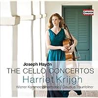 Haydn: Cello Concertos In C/ D Major (Harriet Krijgh/ Wiener Kammerphilhormonie/ Claudius Traunfellner) (Capriccio: C5139) - Haydn Cello Concertos
