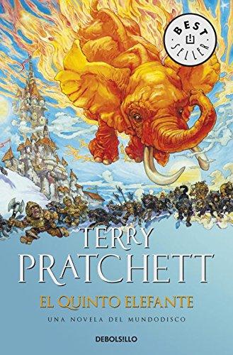 El Quinto Elefante (Mundodisco 24) (BEST SELLER) por Terry Pratchett