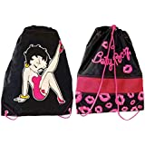 Betty Boop Stepping Out Black Trainer Bag