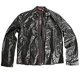 Puma Ducati Jacke Lederjacke schwarz 549829 Leather Herren