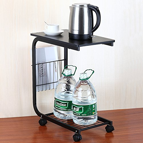 Lifestyle-YouTM Portable Laptop Desk Coffee Table Kitchen Food Holder Living...