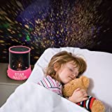 Shag Night Light Projector Children Kids Baby Sleep Lighting Sky Star Master USB Lamp Led Projection