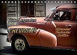 Auto-Legenden Chevrolet Fleetmaster (Tischkalender 2019 DIN A5 quer): Oldtimer von Chevrolet aus den Jahren 1946-1948 in Kuba (Monatskalender, 14 Seiten ) (CALVENDO Mobilitaet)