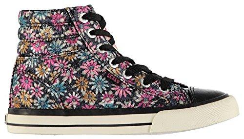 Soul Cal , Mädchen Sneaker Pink Floral