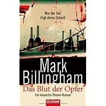 Das Blut der Opfer -: Ein Inspector-Thorne-Roman