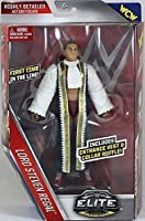 WWE Elite Series 45 Action Figure - Lord Steven Regal W/ Clothing Accessories