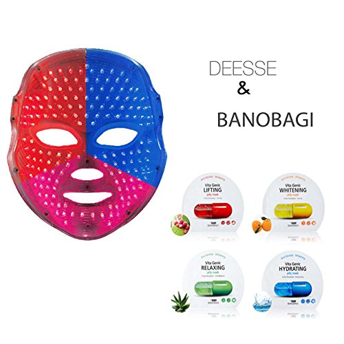 deesse-led-facial-mask-home-aesthetic-mask-sbt-mllt-banobagi-vita-genic-jelly-mask-sheet-80-easpecia