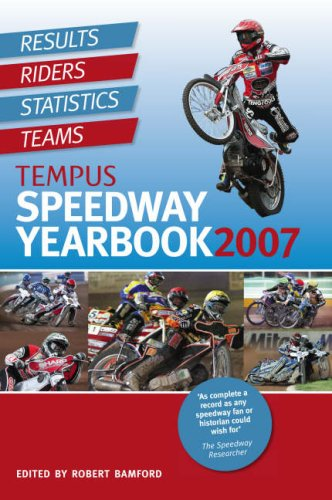 Tempus Speedway Yearbook 2007 por Robert Bamford