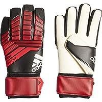 Adidas Predator Comp, Guantes de Portero Unisex Adulto, Unisex Adulto, CW5597, Black/Red/White, 8