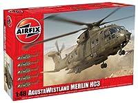 Airfix 1:48 Agusta Westland Merlin HC3 Helicopter Model Kit