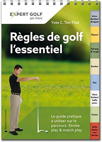 Régles De Golf Lessentiel