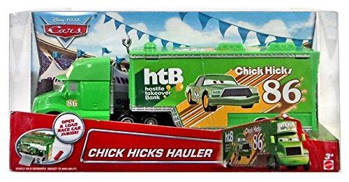 Disney/Pixar Cars, Exclusive Chick Hicks Hauler Die-Cast Vehicle, 1:55 Scale by Disney