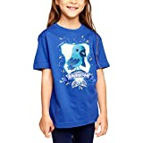 Elbenwald Harry Potter Kinder T-Shirt Magical Ravenclaw Baumwolle Blau - 146/152