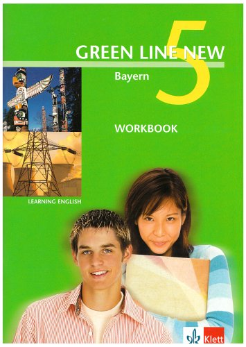 Green Line New 5. Workbook. Bayern: Gymnasium