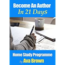 Become An Author in 21 Days!