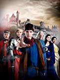 Merlin Movie Poster 24x36 by Merlin Poster 24x36 Cast Art