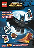 LEGO® DC Comics Super Heroes: Batman Ready Steady Stick! (Sticker Activity Book)