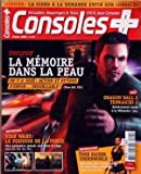 CONSOLES PLUS N? 191 du 01-02-2008 LA MEMOIRE DANS LA PEAU - DRGON BALL Z - TENKAICHI...