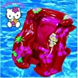 Ferry - 221102 - Gilet de natation gonflable Hello Kitty