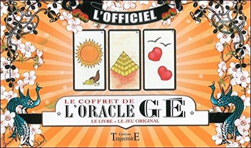 Grimaud - Coffret Oracle Gé - Jeu + Livre - Cartomancie
