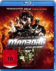 Manborg ( Man borg ) (Blu-Ray)