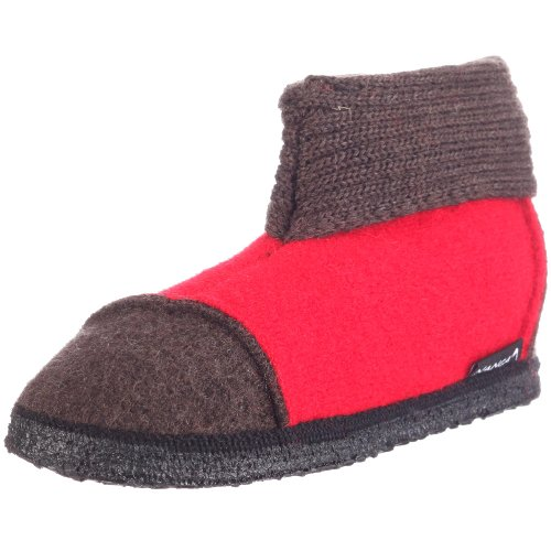Nanga Tal 01-0001, Chaussons mixte adulte Rouge-TR-SW15