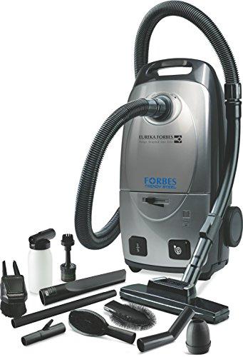 Eureka Forbes Trendy Steel 1300-Watt Upright Vacuum Cleaner with Reusable Dust Bag (Steel)