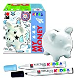 Marabu 012500087 - Porcelain for Kids-Set My Money Boys