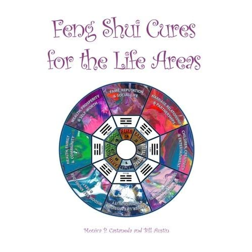 Feng Shui Cures for the Life Areas by Monica P. Castaneda (2010-07-09)