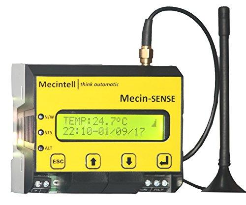 Mecin Sense Server room Temperature Alert System