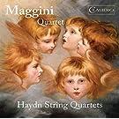 Maggini Quartet [Haydn String Quartets] [Claudio Records CR4627-2] by Haydn: String Quartets