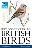 RSPB Pocket Guide to British...
