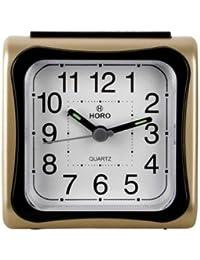 Horo Crescendo Alarm Light & Snooze Radium Alarm Clock 7.5x4x8cm