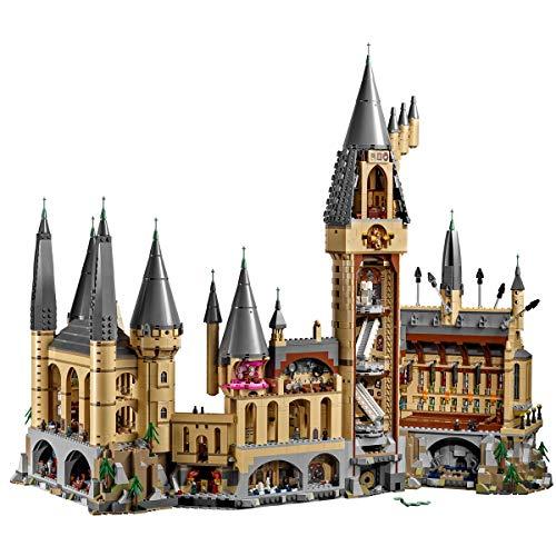 ANGLE Harry Wright Grande Hogwar Castillo Infantil Magia Mundo Edifici