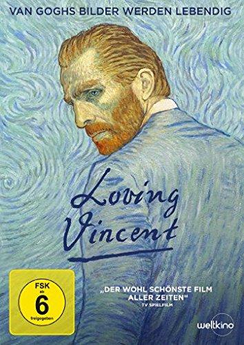 Loving Vincent [Alemania] [DVD]