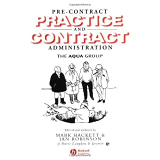 Pre-Contract Practice and Contract Administration for the Building Team (The Aqua Group) (English Edition)