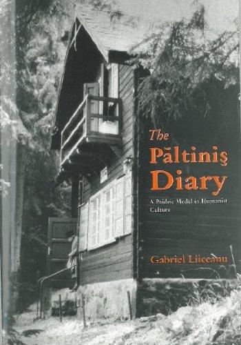 The Paltinis Diary (Central European Library of Ideas) por Gabriel Liiceanu