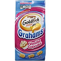 Pepperidge Farm Goldfish Grahams Vanilla Cupcake - 187 gm (14100096061)