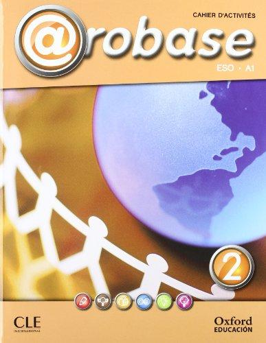 Arobase 2. Pack Cahier d'activités + DVD