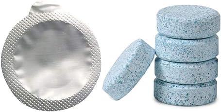 Majome Sprudelnde Spray-Reiniger-Auto-Windschutzscheiben-Glasscheiben-Reiniger-Fenster-Reinigungs-Tabletten