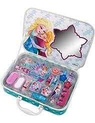 Markwins Disney Frozen / Die Eiskönigin / Geschenk-Set - True Love Make-up Koffer (Schminke), 1 Stück