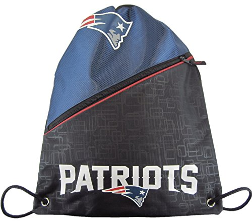 new-england-patriots-diagonal-zip-gymbag
