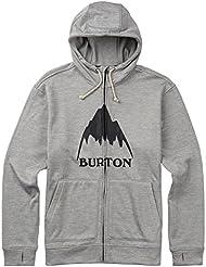 Burton Herren Oak Full Zip Hoodie