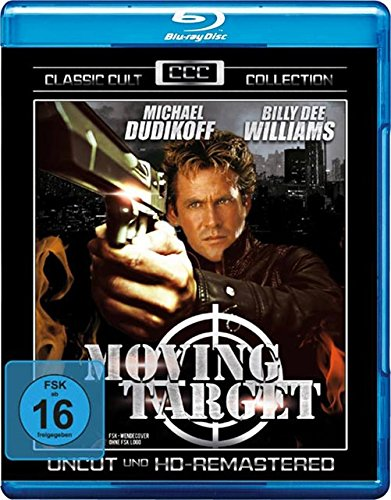 Bild von Moving Target - Classic Cult Collection [Blu-ray]