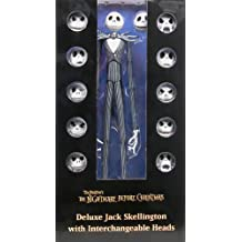 """13"""" Jack with 12 heads - The Nightmare Before Christmas"""