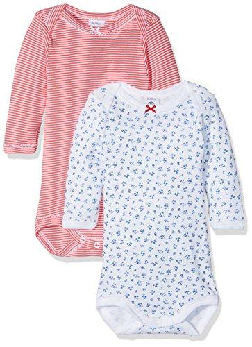 Petit Bateau, Conjunto de Ropa Interior para Bebés (Pack de 2) Petit Bateau