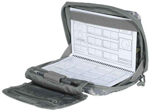 Voodoo Tactical 20–9324001000Marksman Daten Book Tasche, Schwarz